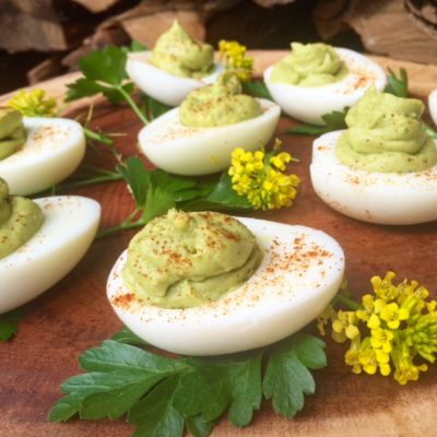 Avocado Deviled Eggs – The Dr. Oz Show