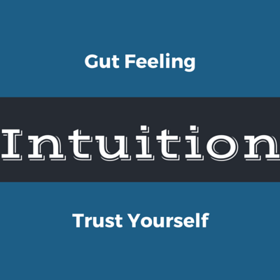 A Lesson on Intuition