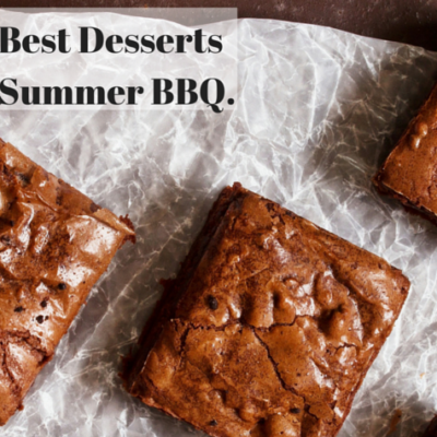 8 of the best desserts for your summer BBQ.-2