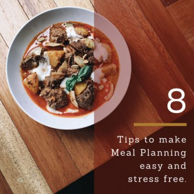 Meal Planning Done Right
