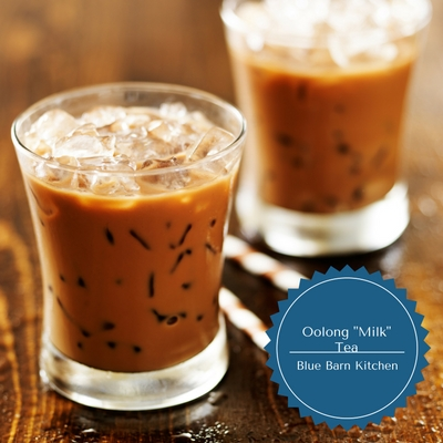 "Oolong ""Milk"" Tea"