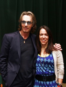 Rick Springfield Movie Premiere