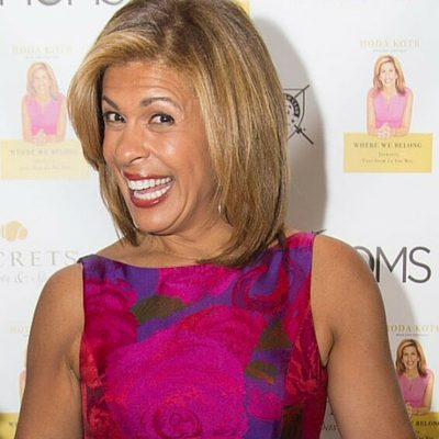 You don't know Hoda, like I know Hoda Kotb