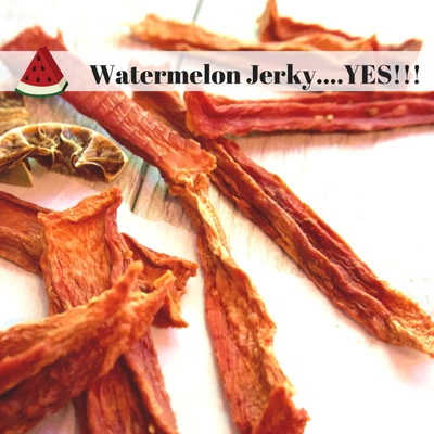 Watermelon Jerky…YES!!!