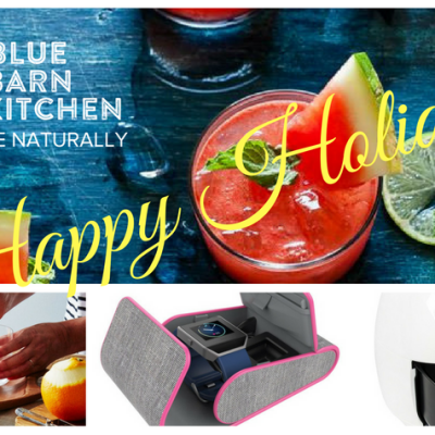 Healthy Holiday Gift Guide 2016
