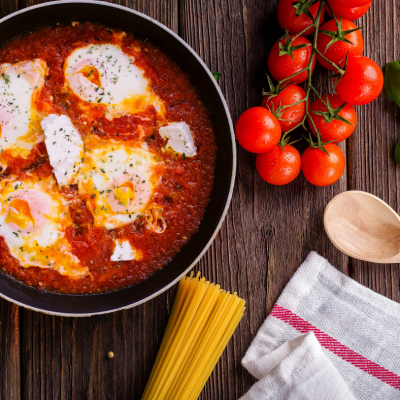 Sunday Brunch Shakshuka